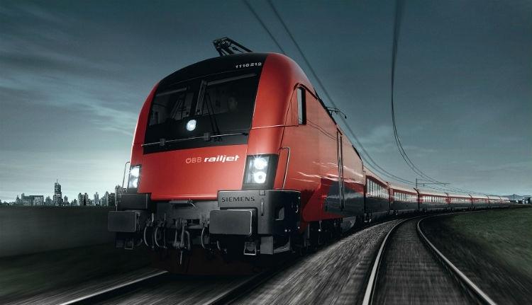 Vasárnaptól kevesebb idő alatt vonatozunk Bécsbe, mint Bukarestbe