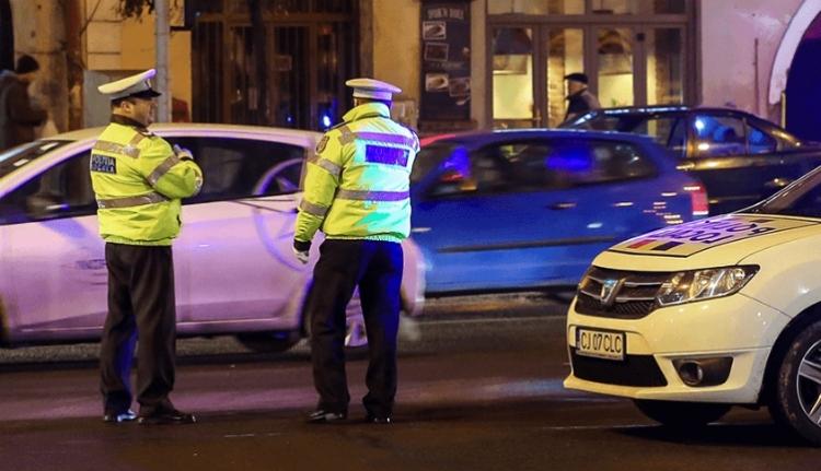 Elgázolta a büntetni érkező rendőrt