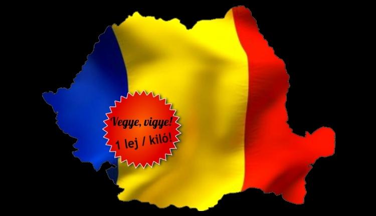 Románia végkiárusítása