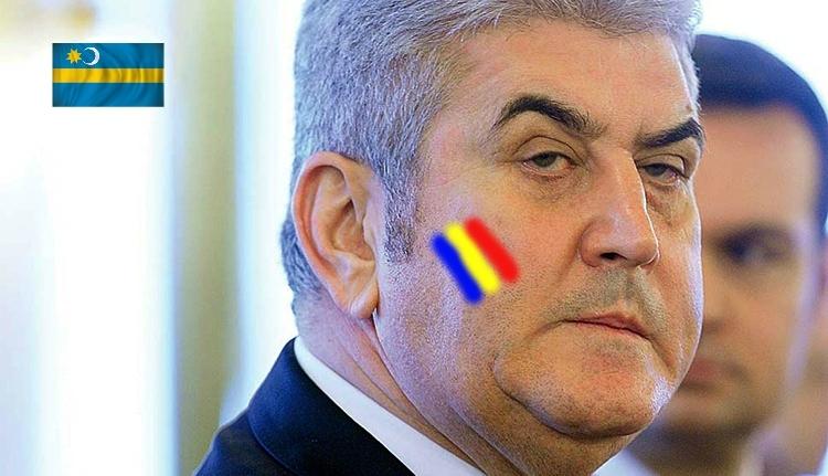 Így rúgta be Gabriel Oprea Kovásznán a kampánymotort: Mi románok vagyunk!