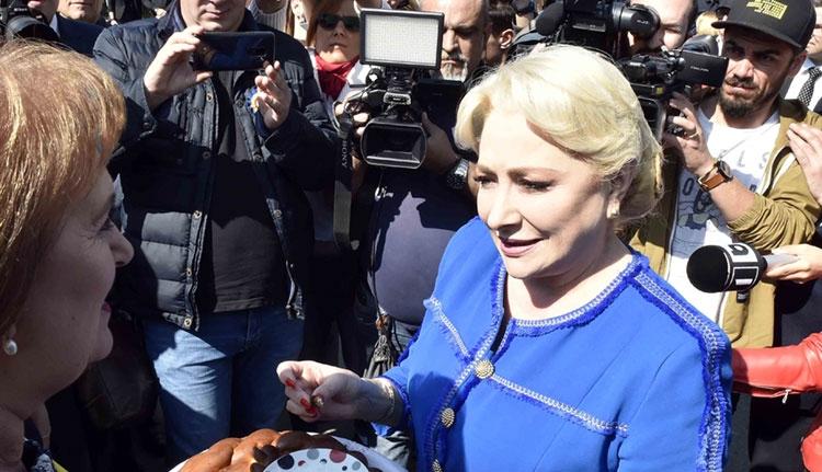 Beszóltak Dăncilának az erdélyi kiruccanásán