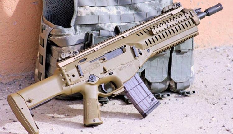 Románia beszáll a Beretta-fegyverek gyártásába