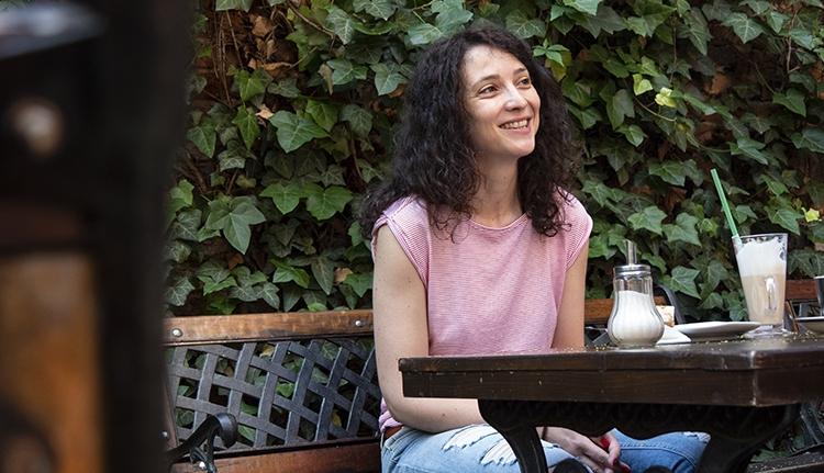 Ritka, mint a fehér holló: Felméri Cecíliával beszélgettünk első mozifilmjéről, amely egyben a negyedik Erdélyben