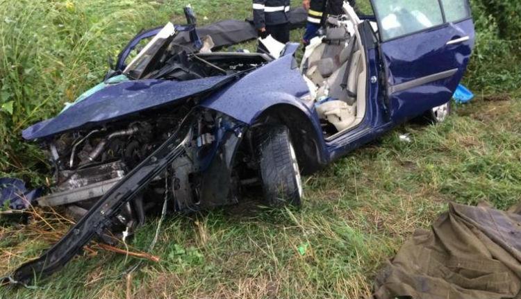 Két ember életébe került az óvatlan vezetés az egyik erdélyi főúton
