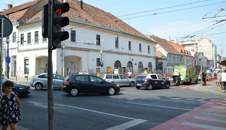 Le se csengett rendesen a magyarnapos banzáj, máris újra áll a bál Kolozsvár utcáin (FOTÓK)