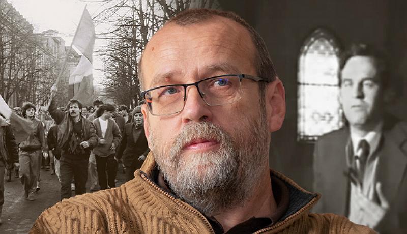 """Gazda Árpád: """"Nem hittük harminc éve, hogy Ceaușescu koporsójába verjük a szögeket"""" (NAGYINTERJÚ)"""