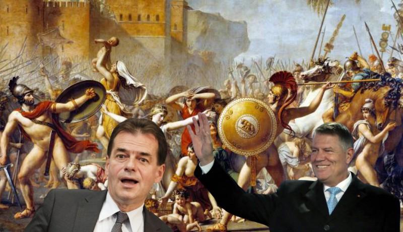 Ludovic Orban Bukarest polgármestere lesz, az istenadta nép meg előrehozott választásokon voksolhat a PNL-re