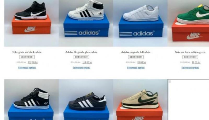Márkás cipőket rendeltek az interneten, de egy alaposan kifundált átverés áldozatai lettek