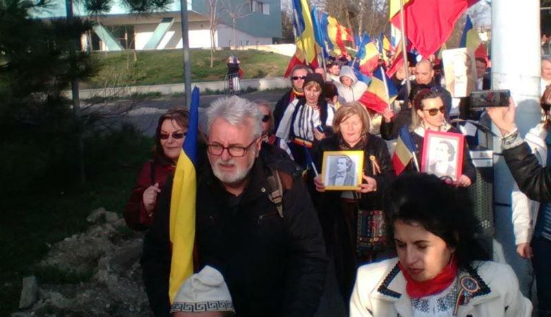 Néhány soviniszta románnak megint nem volt más dolga, mint hogy a magyarok ellen uszítson Bukarestben
