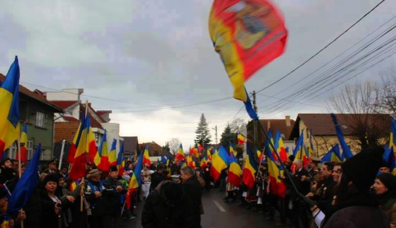 Hergelni tudni kell: a székelyföldi románokat féltő nackók épp március 14-én tartanak ünnepséget Sepsiszentgyörgyön
