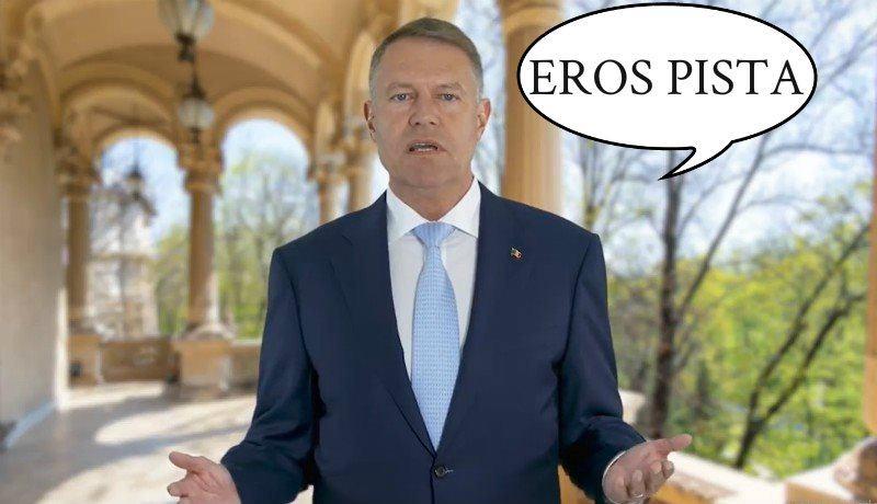 Szeretné hallani Klaus Iohannist magyarul beszélni? Tudjuk, hogy szeretné. Erre tessék! (VIDEÓval)