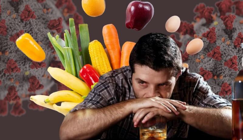 A járvány egészségesebb táplálkozásra ösztönöz minket, de a románok túl sokat isznak és bagóznak