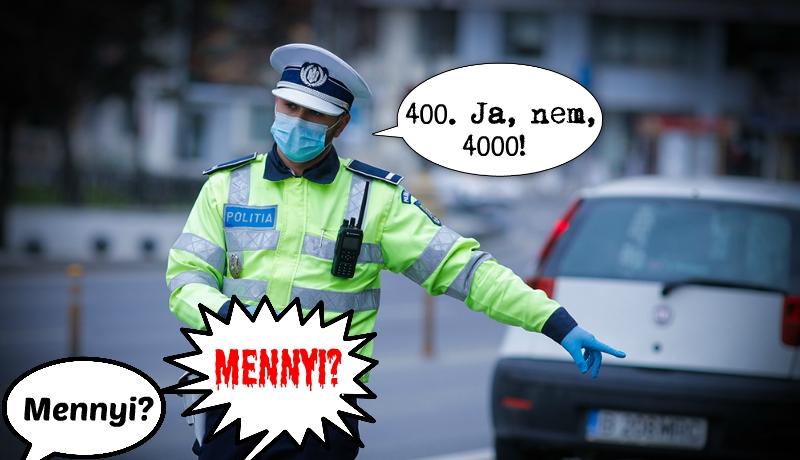 Itt a végeredmény: erdélyi megye a virális büntetés-rekorder!