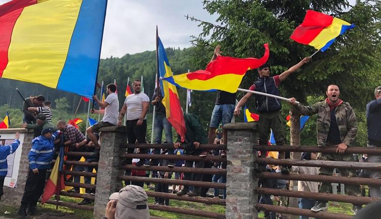"""A román igazságszolgáltatás szerint a """"Ki a magyarokkal az országból!"""" nem uszítás"""