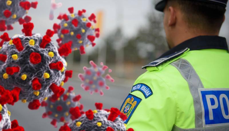 Na még ez is: fertőzésgóc alakult ki a Kolozs megyei rendőrségen, 14 alkalmazott lett koronás