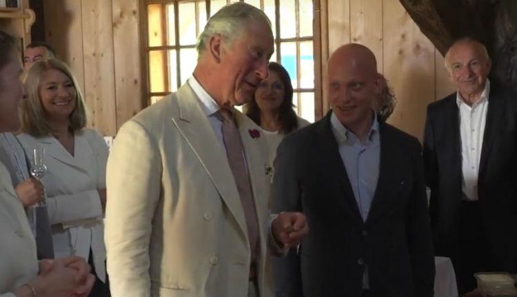 Károly herceg idegenvezetőnek állt, és arra biztat, hogy fedezzük fel az ország szépségeit (VIDEÓval)