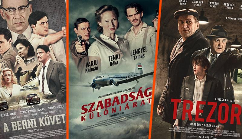 Október 23-án nézzen '56-os magyar filmeket!