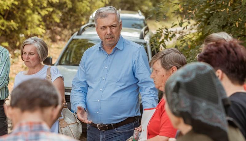 Péter Ferenc, a Maros megyei tanács újrázó elnöke is elkapta a koronavírust
