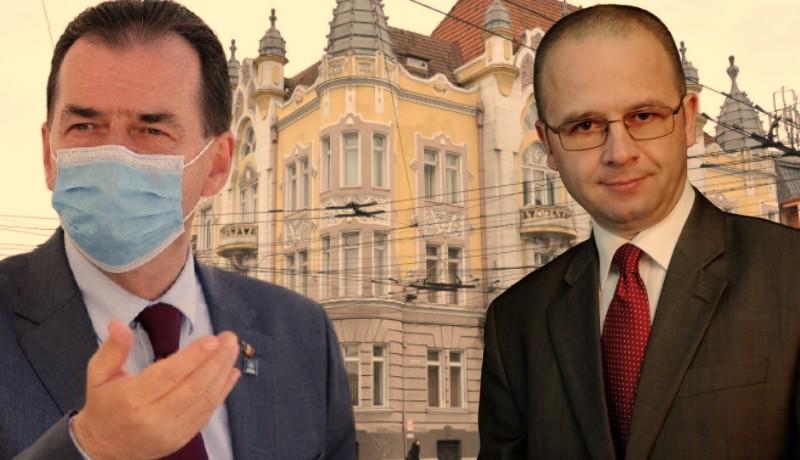 Villámgyorsan kinevezték a perelőbajnok Györke Zoltánt Kolozs megye alprefektusává (FRISSÍTVE)
