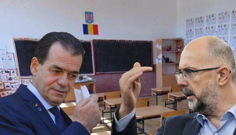 RMDSZ: a kormány ne zárja be az összes iskolát, mert a számok nem mindenhol indokolják ezt