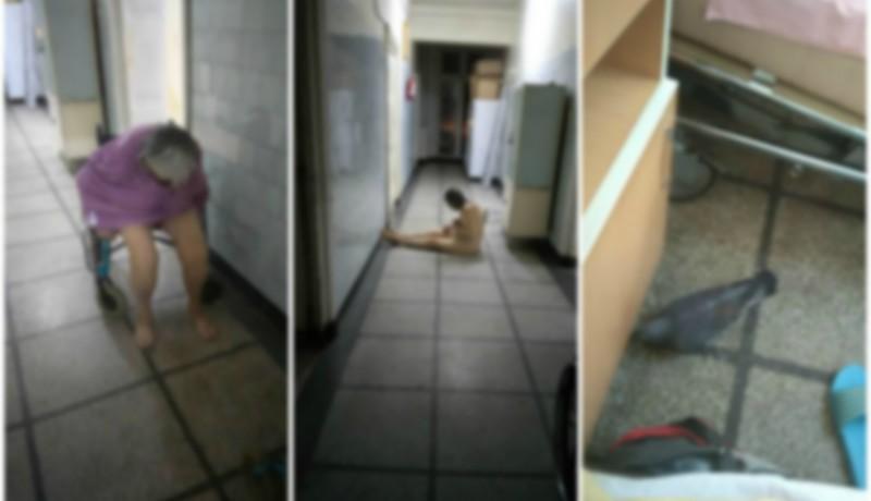 A kórház padlóján meztelenül és magatehetetlenül fekvő betegekről készült fotók kerültek nyilvánosságra (FRISSÍTVE)