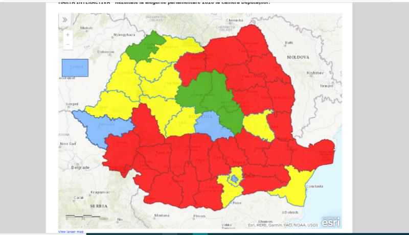 Részleges eredmények: a PSD győzelme biztos, és ismét van fekete öves soviniszta párt a parlamentben