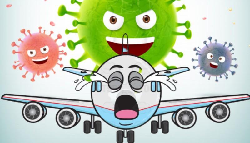 Mire megszokhattuk volna az olcsó repülést, jött ez a gyalázatos koronavírus…