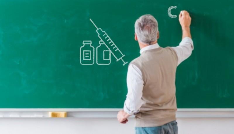 Tovább könyörög a tanároknak a minisztérium, hogy oltassák be végre magukat
