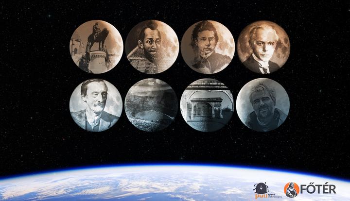 Bartók, Erőss Zsolt, a Bolyaiak: akik szinte biztosan mennek a Holdra