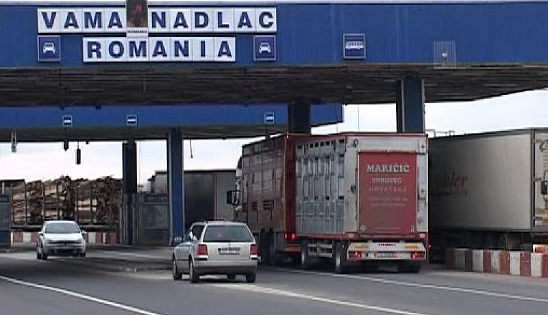 62 illegális migránst füleltek le a román-magyar határon egyetlen nap alatt