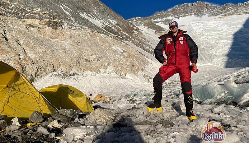 Ritka teljesítményre készül a nagyváradi Varga Csaba a Mount Everesten
