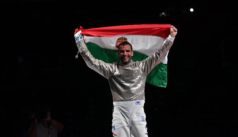 Magyar büszkeség az olimpián: Szilágyi Áron legenda lett Tokióban