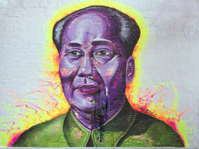 Liu Bolin the bigger picture, KAf almere