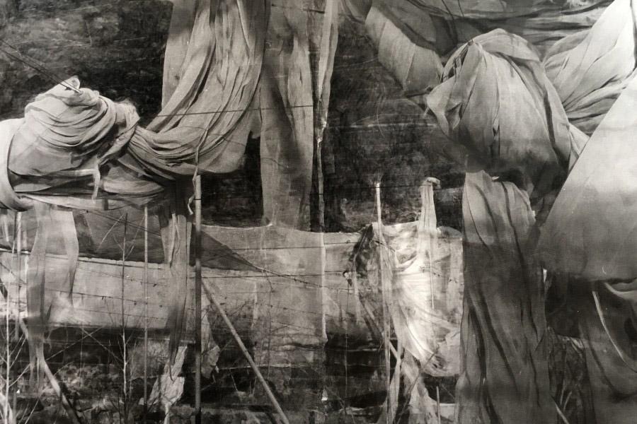 Marie Clocquet, fototentoonstelling Annie Gentils