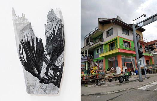 Sylvie Bonnot Menghzi Zheng The Merchant house fototentoonstelling