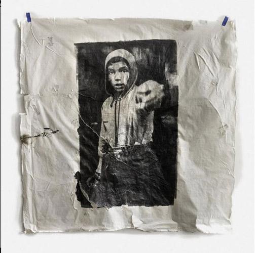 Joost Vandebrug fototentoonstelling bij Ingrid Deuss galerie Antwerpen