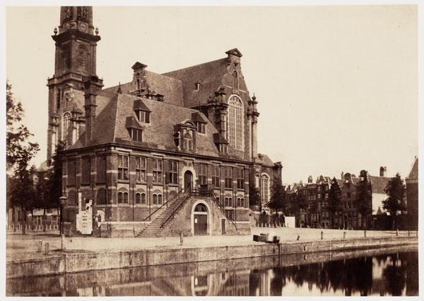 Stilte in de stad Turner Stadsarchief Amsterdam
