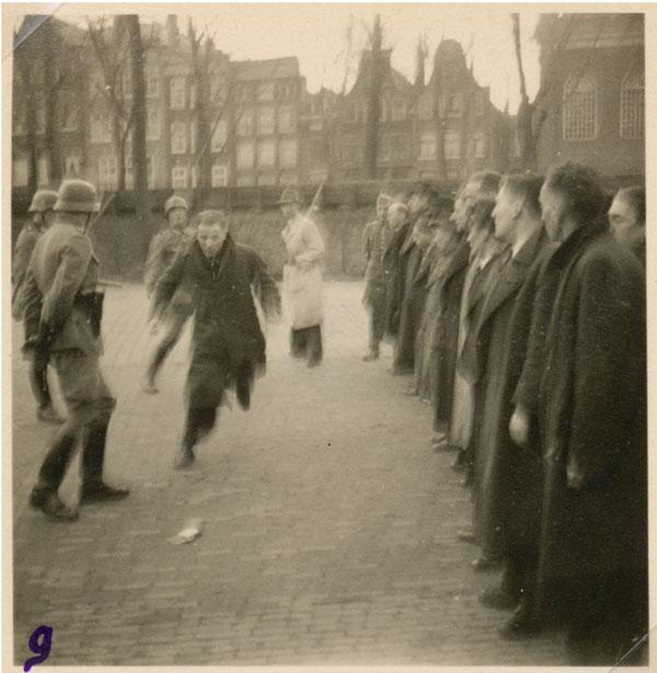 Razzia's Stadsarchief Amsterdam