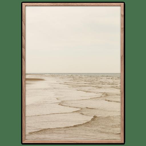 Små bølger plakat