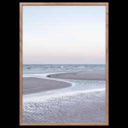 Skagens strand plakat