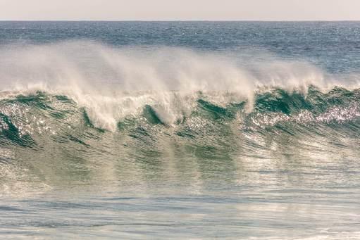 Fotokunst Havet