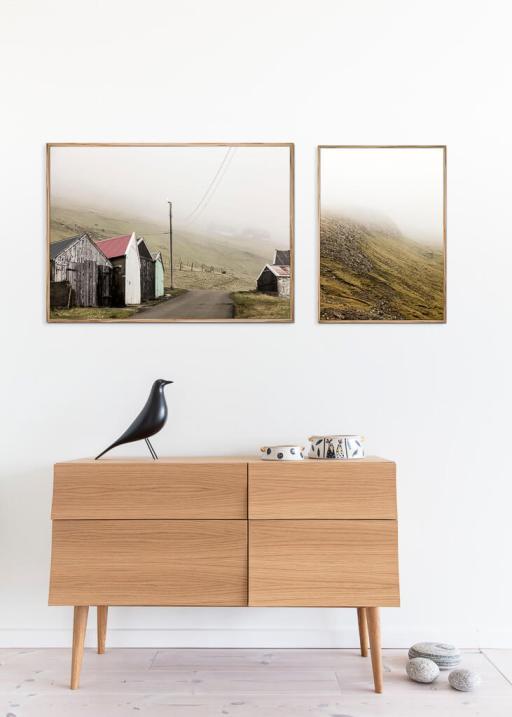 Plakater Færøerne