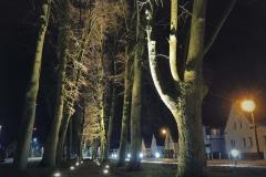 FOTO-Pstryk w plenerze - Goleniów Nocą [Luty 19] - Irena Wiśniewska 002b