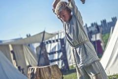 XXIV Festiwal Słowian i Wikingów [Sierpień 18] 0132b