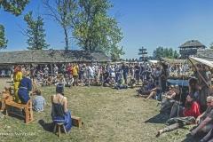 XXIV Festiwal Słowian i Wikingów [Sierpień 18] 0656-0662b
