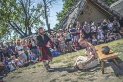 XXIV Festiwal Słowian i Wikingów [Sierpień 18] 0728b