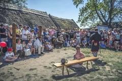 XXIV Festiwal Słowian i Wikingów [Sierpień 18] 0730b