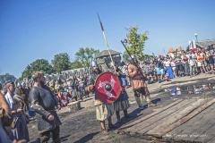 XXIV Festiwal Słowian i Wikingów [Sierpień 18] 0778b
