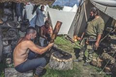 XXIV Festiwal Słowian i Wikingów [Sierpień 18] 2804b