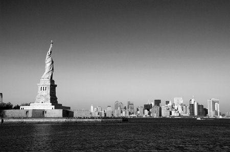 Fotografie alb negru -  peisaj